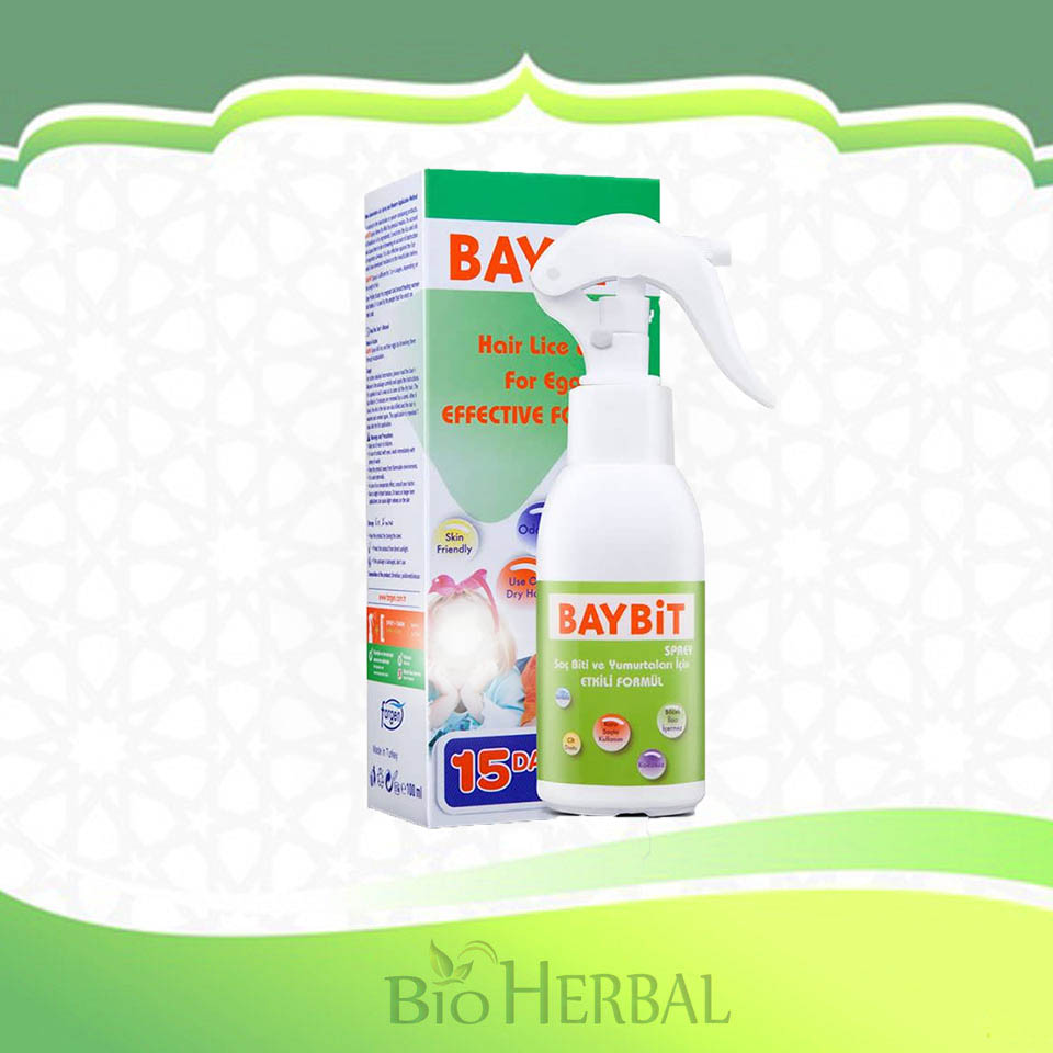 Spray per Parazitet - BabyBit Anti Lice Spray Turkey